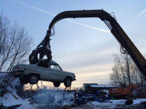 Прием металлолома, вывоз в Москве и Московской области