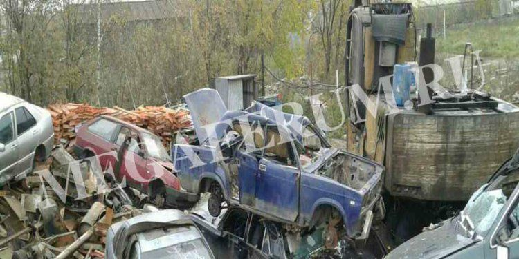 Хочу сдать авто на металлолом в казани скупка металла в Шеино