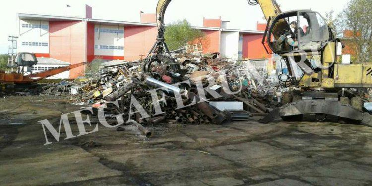 Сдать металл в Шеино прием металлолома в томицах