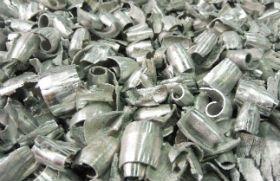 Лом алюминиевой стружки фото